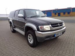 land cruiser pickup 1998 used toyota hilux cars for sale motors co uk