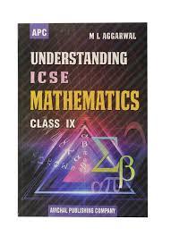 icse understanding mathematics class 9 buy icse