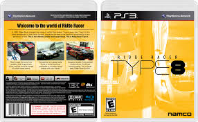 build a custom home online ridge racer type 8 box art by jetsetsonic on deviantart