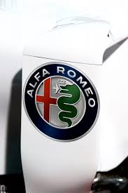 alfa romeo emblem alfa romeo returns to formula 1 after more than 30 years