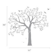staircase family tree wall decal tree wall decal organic giant family tree wall sticker