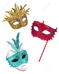 carnaval masks carnival masks royalty free cliparts vectors and stock