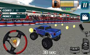 monster truck videos games 4x4 monster truck simulator android apps on google play