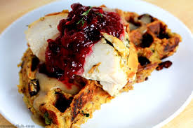 turkey and cornbread waffles carnaldish