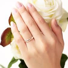 4mm wedding band shino eclat rakuten global market k18rose gold wedding band