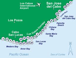 san jose cabo map hotels cancunairfare los cabos