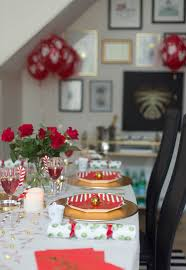 merry u0026 bright christmas tablescape party delights blog