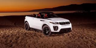 convertible land rover cost range rover evoque u0026 convertible colours u0026 prices carwow