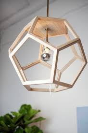 Wood Pendant Light Fixture The 25 Best Wood Pendant Light Ideas On Pinterest Wooden Lamp