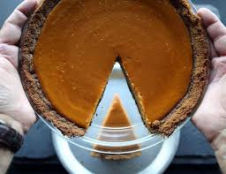 alton brown u0027s pumpkin pie recipe