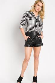 black and white striped blouse black and white striped blouse tops pippa pearl pippa pearl