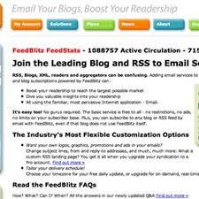 Blog Aggregators by Feedblitz Alternatives And Similar Websites And Apps