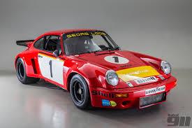 porsche 911 front view 1974 porsche 911 carrera rsr total 911