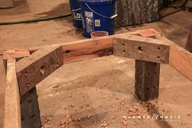 attaching legs to a table table legs wood legs and aprons with corner brackets attaching table