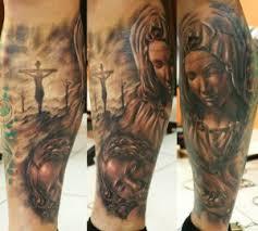 religious tattoo designs gallery demon tattoos