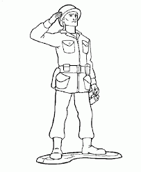 100 ideas army man coloring pages on spectaxmas download
