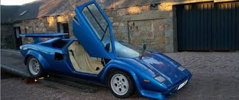 lamborghini kit car for sale n200million lamborghini countach abandoned in lagos car 2