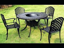 metal patio table and chairs metal table and chairs view larger retro metal outdoor table and
