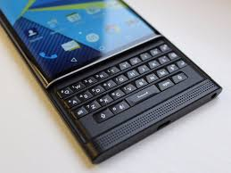 keyboard for android phone blackberry priv review business insider