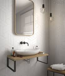 Top  Best Modern Bathroom Tile Ideas On Pinterest Modern - Bathroom wall tiles design ideas 2