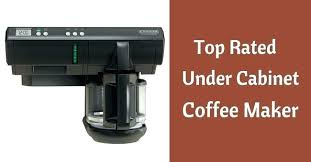 under cabinet coffee maker rv rv coffee maker coffee drinker