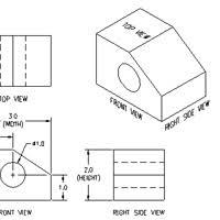 autocad tutorial isometric drawing procedures autocad tutorial pxleyes com