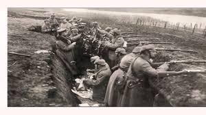 christmas truce 1914 ww1 youtube