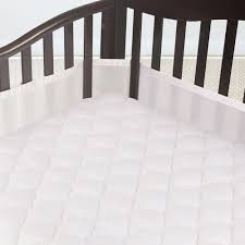 Pillow Top For Crib Mattress Crib Size Overfilled Pillow Top Crib Mattress Pad Made In The Usa