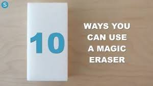 can you use magic eraser on cabinets 10 ways to use a magic eraser