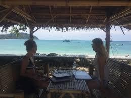100 malibu beach bungalows koh phangan resort malibu koh