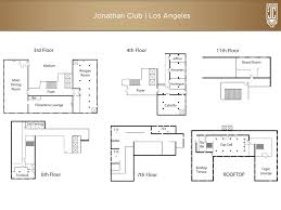 jonathan club los angeles ca