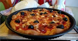 cuisine italienne pizza recettes pizza chorizo