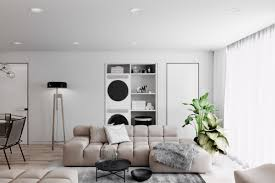Simple Modern Homes With Simple Modern Furnishings - Simple and modern interior design