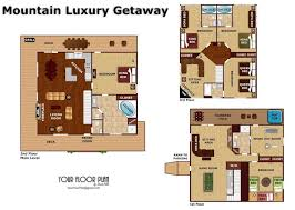 luxury cabin floor plans 18 best floor plans of our cabins images on great