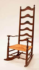 Benjamin Franklin Rocking Chair Life In Landis Valley The Delaware Valley Ladder Back Chair