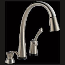touch on kitchen faucet seven things you probably didn t about delta no touch