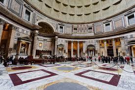 ad classics roman pantheon emperor hadrian archdaily