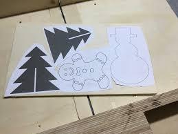 Weihnachtswanddeko Basteln Weihnachtsdeko Aus Holz Basteln Mit Kindern Moderne Moderne