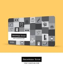 shoppers stop gift card 10 in gift cards now shop instant vouchers from various brands