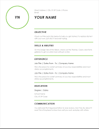 modern resume layout 2015 quick resumes and cover letters office com