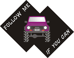 jeep logo sticker suzuki samurai