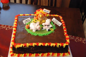 cake creations by trish thanksgiving birthday cake combo