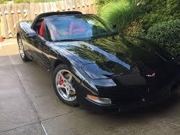 2001 c5 corvette 2001 c5 corvette black exterior interior for sale