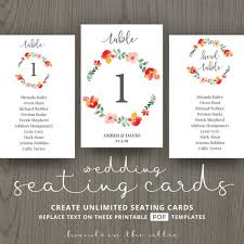 how to make table seating cards wedding table cards number ideas table assignment red