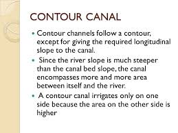 River Bed Definition Unit 4 Canal Irrigation Definition Canal Usually Draw Their