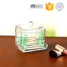 Q Tip Storage Container Wholesale Q Tip Box Online Buy Best Q Tip Box From China
