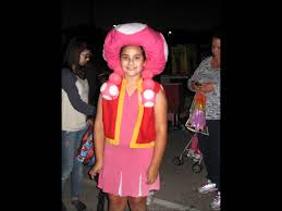 Toad Halloween Costume Katie U0027s Halloween Costume Toadette