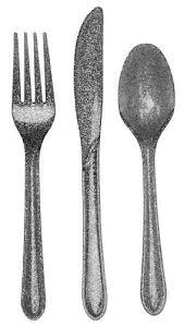 plastic utensils 24 glitz premium plastic cutlery assortment