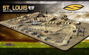 motocross race track design 2009 supercross track maps racer x online