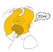 Homer Simpson Meme - simpson doh meme